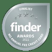 Finalist Best No Annual Fee Credit Card 2021 Finder Awards