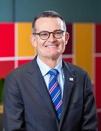 Mr Kevin Potter, Chief Customer Officer
