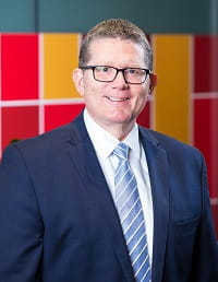 Mr Paul Williams, Chief Financial Officer