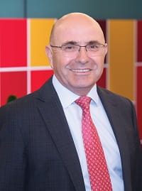 Mr Peter Lock, Chief Executive Officer
