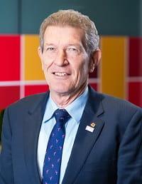 Mr Stephen Davis, Board of Directors