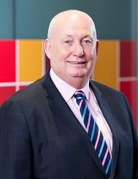Mr Stephen Owens, Chief Risk Officer