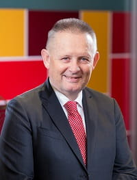 Mr Wayne Marchant, Chief Information Officer