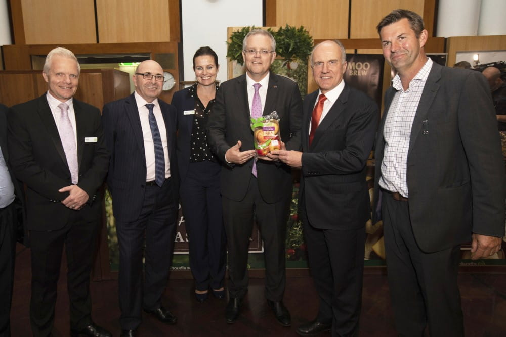 Woolworths Organic Growth Fund Launch with Heritage Bank 2018