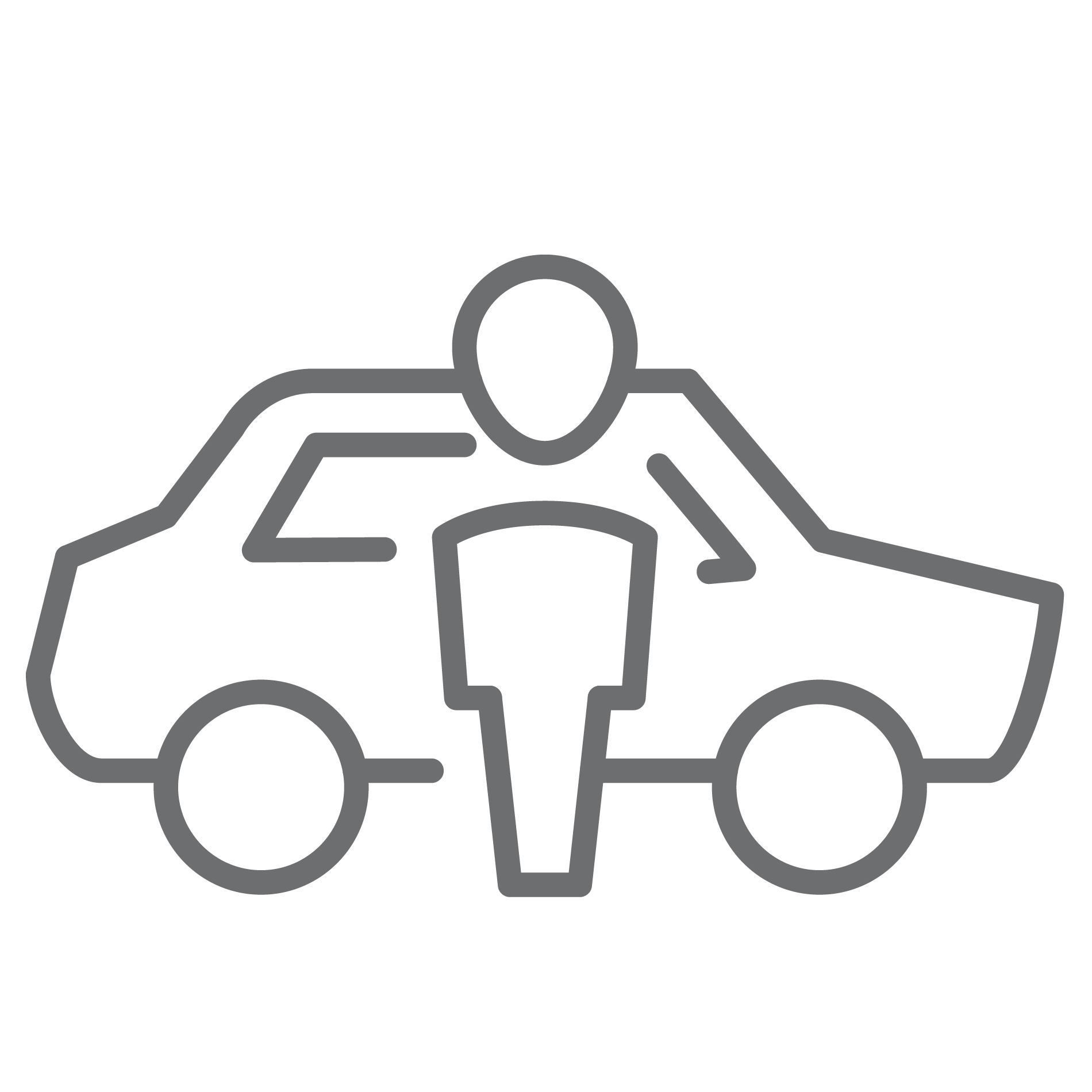 Icon for Buy a car